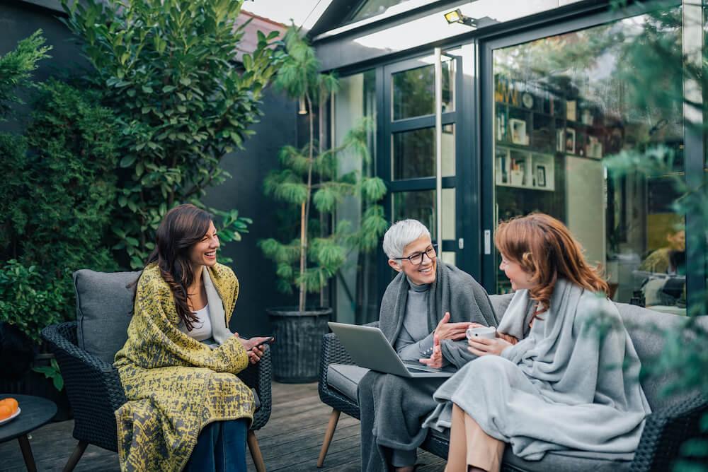 Wohnen im Alter   Wohnformen   Mit & Ohne Betreuung